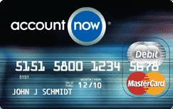 AccountNow® Prepaid MasterCard
