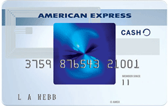 Blue Cash Preferred Card from American Express credit card