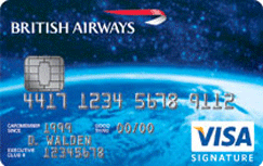 British Airways Visa Signature Card credit card