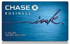 Ink Plus Business Card  credit card