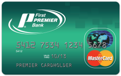 First PREMIER Bank Classic Credit Card credit card