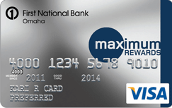 Maximum RewardsSM Platinum Edition® Visa® Card