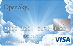 OpenSky Secured Visa® Credit Card