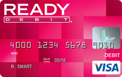READYdebit Select Visa