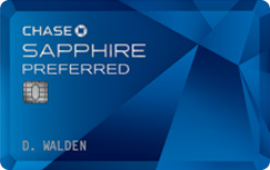 Chase Sapphire Preferred Credit Card credit card