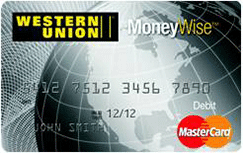 western union prepaid mastercard