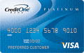 Credit One Bank? Platinum Card