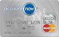 image of AccountNow® Prepaid MasterCard® credit card