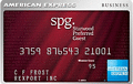 Starwood Preferred Guest? Business Credit Card from American 			Express? OPEN