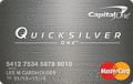 Capital One? QuicksilverOne? Cash Rewards Credit Card