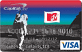 MTV® Visa® Card from Capital One®