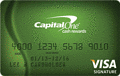 Capital One® Cash Rewards - $100 Cash Back Bonus
