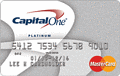 image of Capital One® Secured MasterCard® credit card