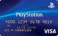 Playstation? Card from Capital One?