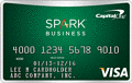 image of Capital One&reg; Spark<sup style='font-size: 80%;'>sm</sup> Cash for Business credit card