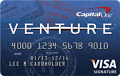 image of Capital One&reg; Venture<sup style='font-size: 80%;'>sm</sup> Rewards Credit Card  credit card