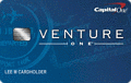 image of Capital One® VentureOne® Rewards Credit Card credit card