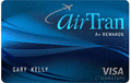 AirTran Airways A+ Rewards® Credit Card