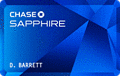 Chase Sapphire® Card