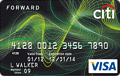 image of Citi Forward® Card for College Students credit card