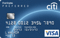 image of Citi ThankYou® Preferred Card-Low Intro APRs credit card