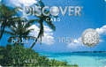 Discover® Student Card - Tropical Beach