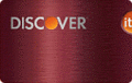 image of Discover it® credit card