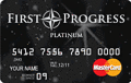image of First Progress Platinum Select MasterCard® Secured Credit Card credit card