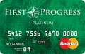 image of The First Progress Platinum Elite MasterCard® Secured Credit Card credit card
