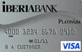 IBERIABANK Visa® Platinum