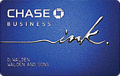 image of Ink Bold® Business Card credit card
