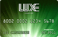 The LUXE Signature Merchandise Card