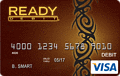 READYdebit? Visa Latte Control Prepaid Card