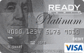 READYdebit? Platinum Visa? Prepaid Card