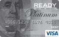 image of READYdebit Platinum Visa Prepaid Card credit card