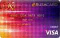 image of Sequin KLS Prepaid Visa® RushCard credit card