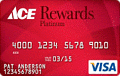 Ace Rewards? Visa Card