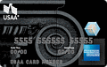 image of USAA Rewards™ American Express® credit card