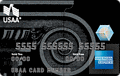 image of USAA Secured Platinum American Express® Card credit card