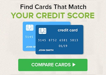 Find Cards That Match Your Credit Score